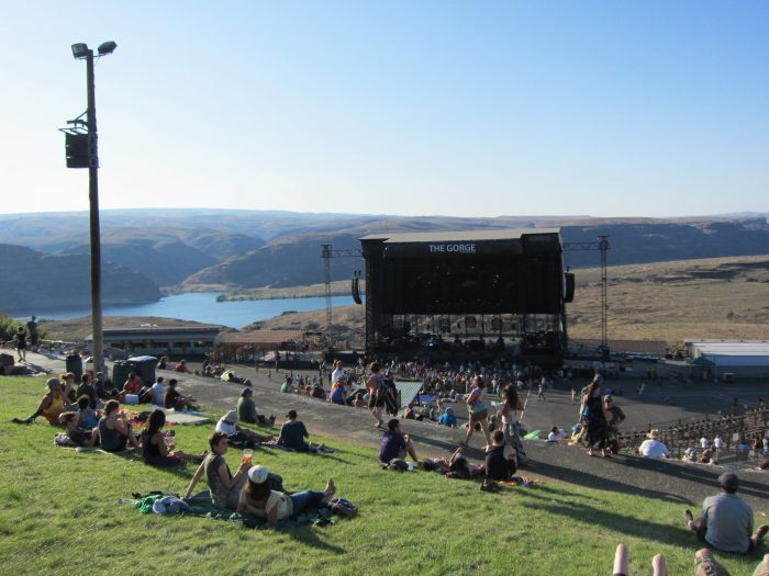 13. Go to concerts and festivals at The Gorge.