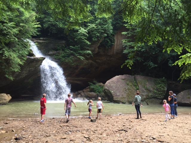 Ohio: Hocking Hills State Park