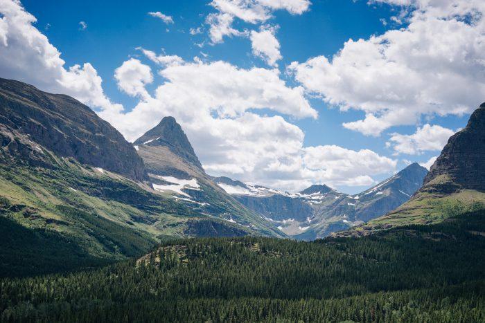 8. Iceberg Lake Trail