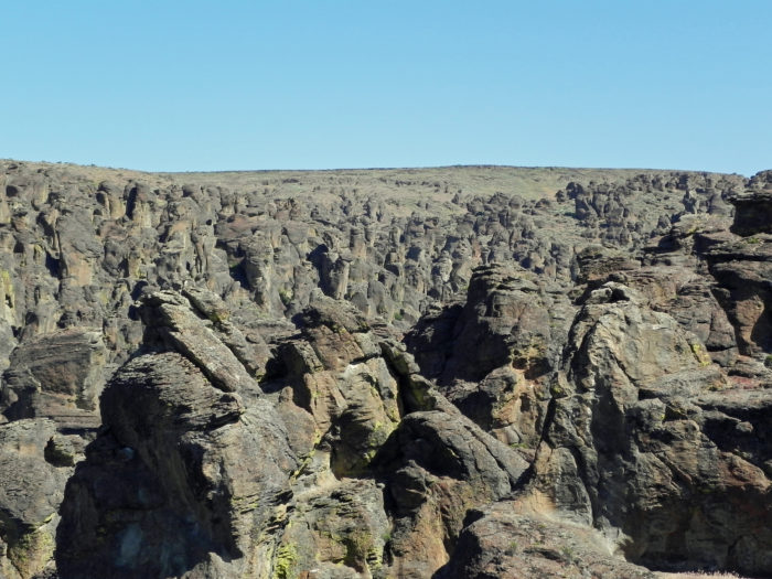 10. City of Rocks Back Country Byway
