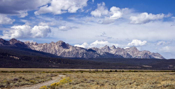 11. Sawtooth Scenic Byway