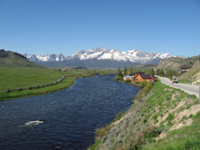 3. Salmon River Scenic Byway