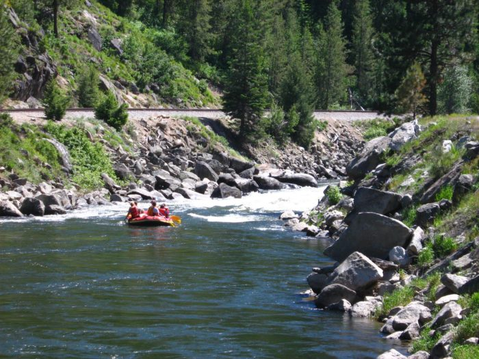 4. Payette River Scenic Byway