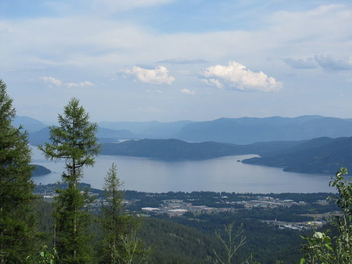 6. Pend Oreille Scenic Byway