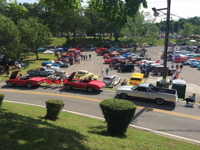 8. Instead of checking out the Corvette Museum…