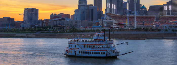 2. Instead of riding on the Belle of Louisville…
