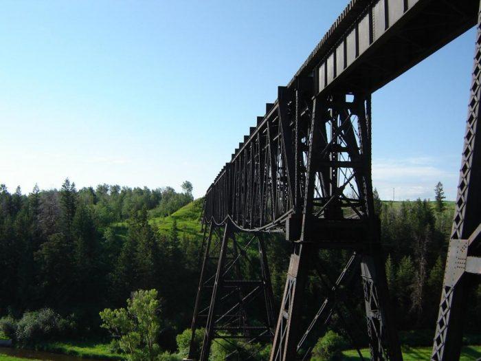 1. Ashton to Tetonia Trail Trestles