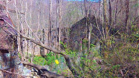 7. Kaymoor Coal Town and Mine, Kaymoor