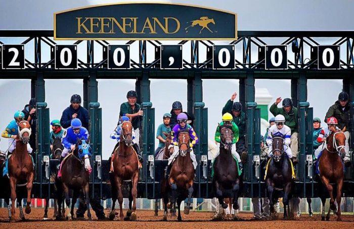 Keeneland at 4201 Versailles Road.