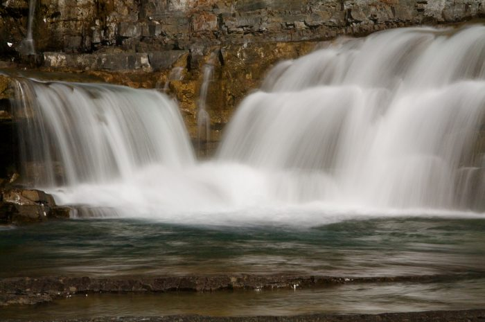 2. Kootenai Falls, near Libby