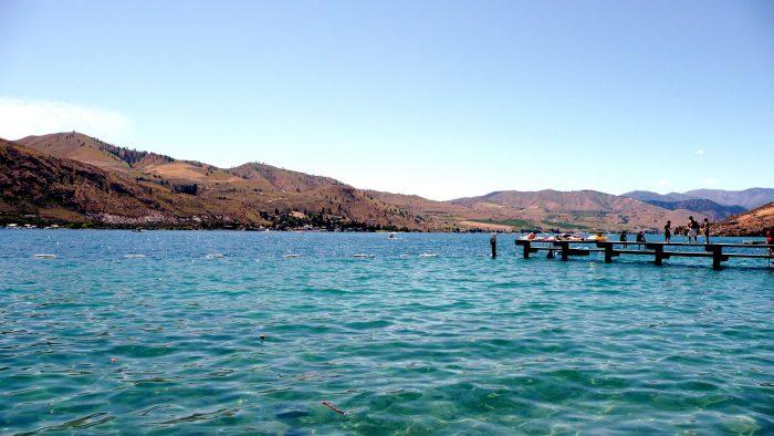 2. Lake Chelan