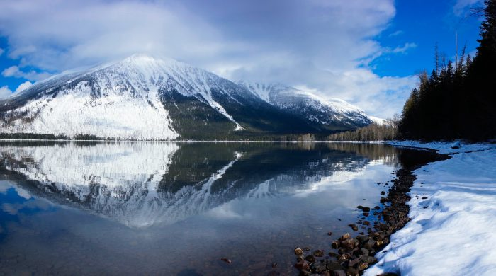 6. Visit Glacier National Park as often as you can.