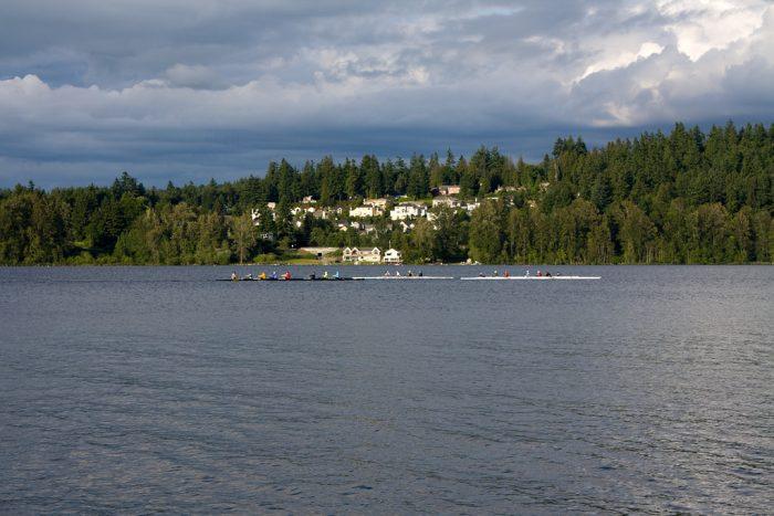 11 magical washington state lakes for Lake sammamish fishing