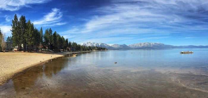 10. Lake Tahoe: A bit further of a drive, but if you want the idyllic lake experience, this is it. But do beware: the water is frigid!