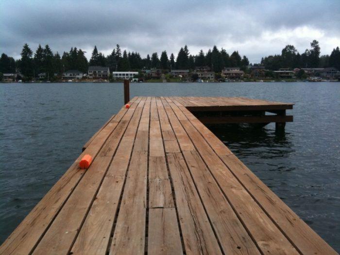 9. Lake Tapps