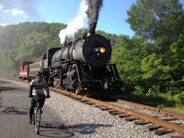 Maryland: Great Allegheny Passage