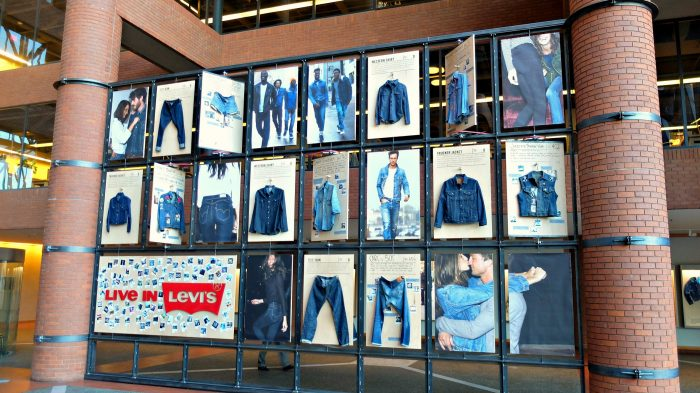 9. Denim jeans were invented in San Francisco. Levi Strauss sold them to miners during the Gold Rush. His brand is still headquartered in the city.