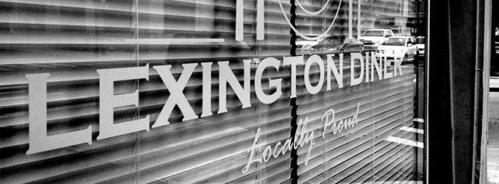 8. Lexington Diner at 124 N Upper Street in Lexington.