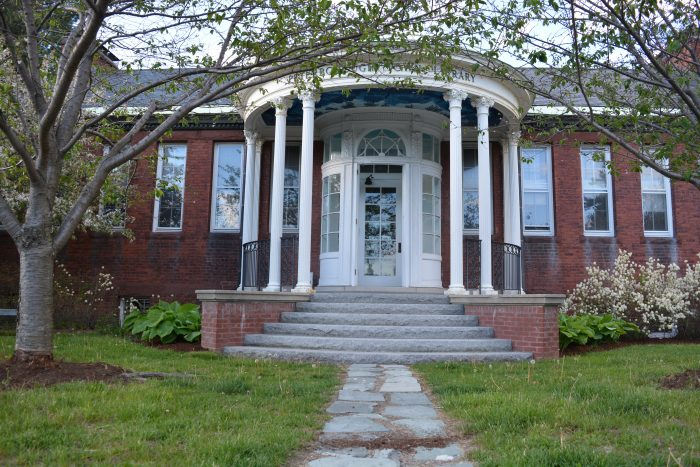10. We're home to the first free public library in the United States!