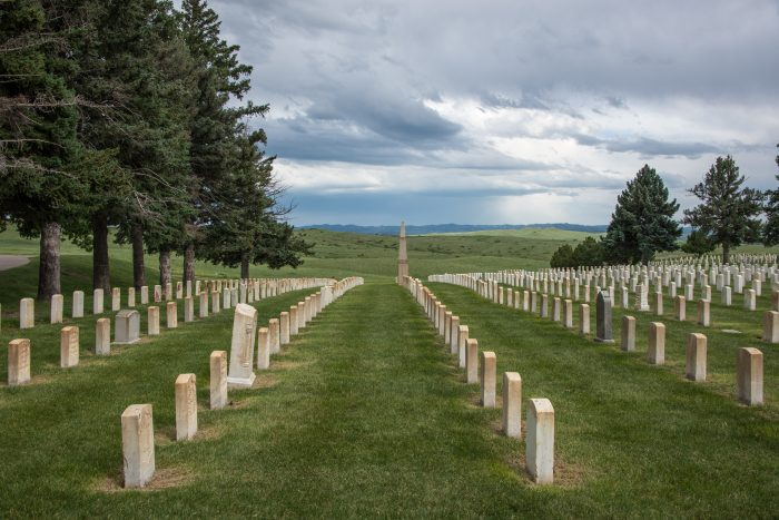 9. But also check out every tourist attraction you can (like Little Bighorn). They're here for you, too.