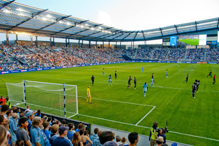 5. Take in a game at Children's Mercy Park (Kansas City)