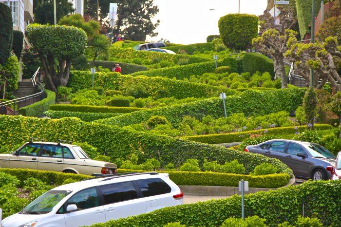 6. Lombard Street