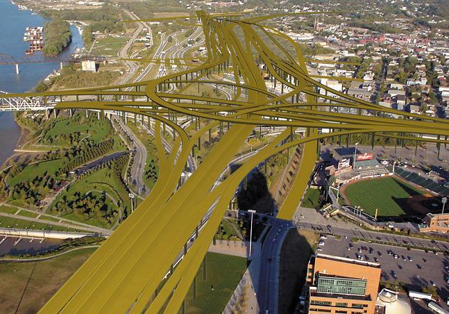 3. Louisville Expressways