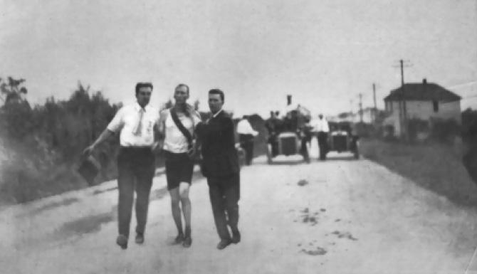 3. Summer, 1904