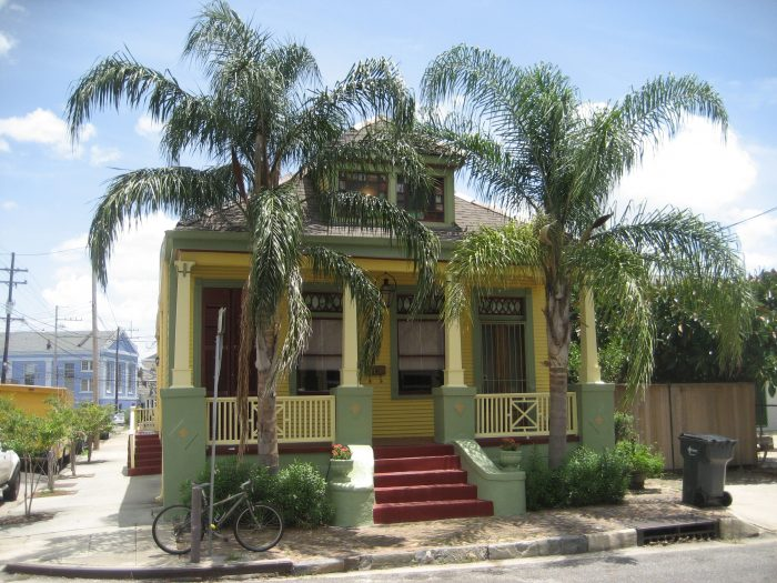 3. Faubourg Marigny Historic District, New Orleans