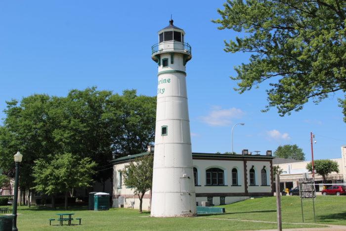 9. Marine City