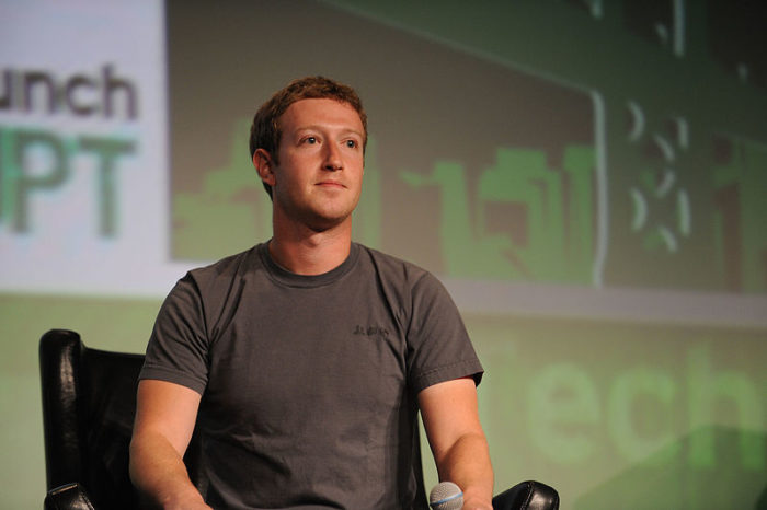 4. Mark Zuckerberg