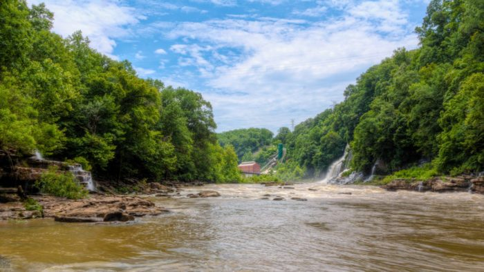 9. Tennessee: Rock Island