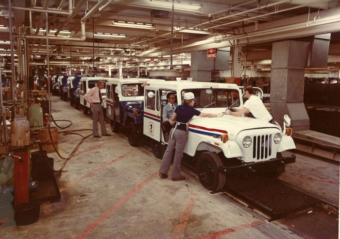 10. Michigan is the birthplace of the modern assembly line.