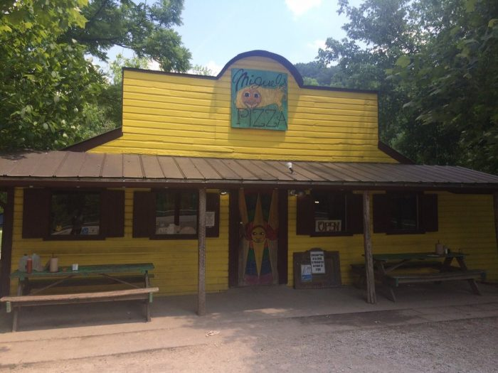 7. Miguel's Pizza on 1890 Natural Bridge Road in Slade