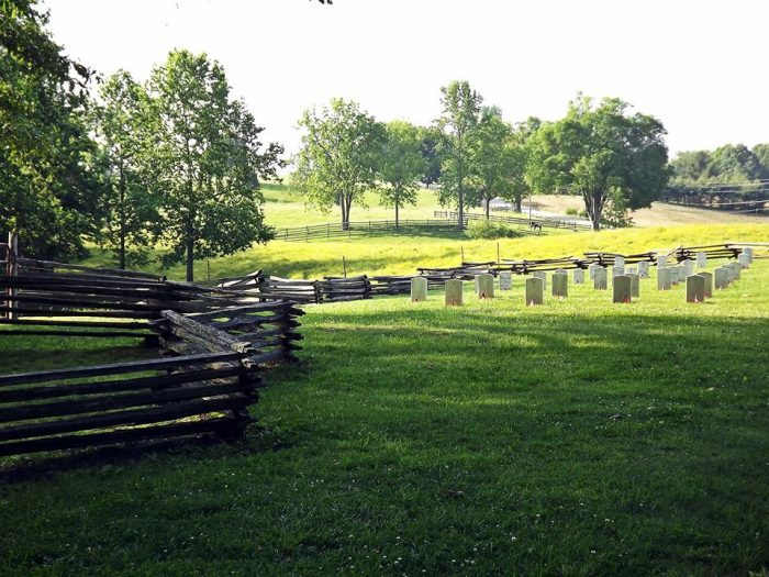 Mill Springs Battlefield and Museum at 9020 W Hwy 80 in Nancy.