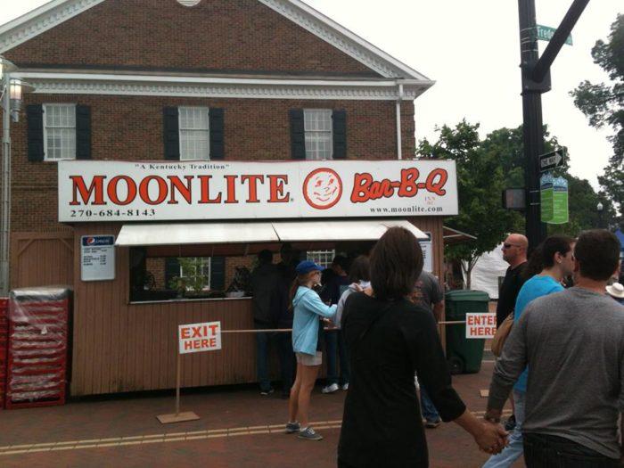 7. Moonlite Barbecue at 2840 W Parrish Avenue in Owensboro
