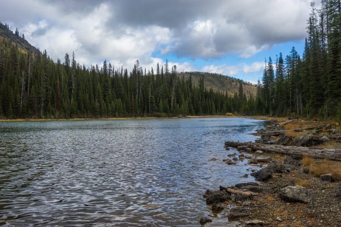 9. Moose Lake Trail