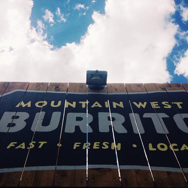 10. Mountain West Burrito, Provo