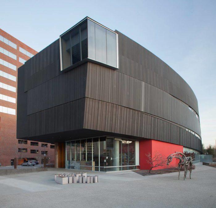1. Nevada Museum of Art, Reno