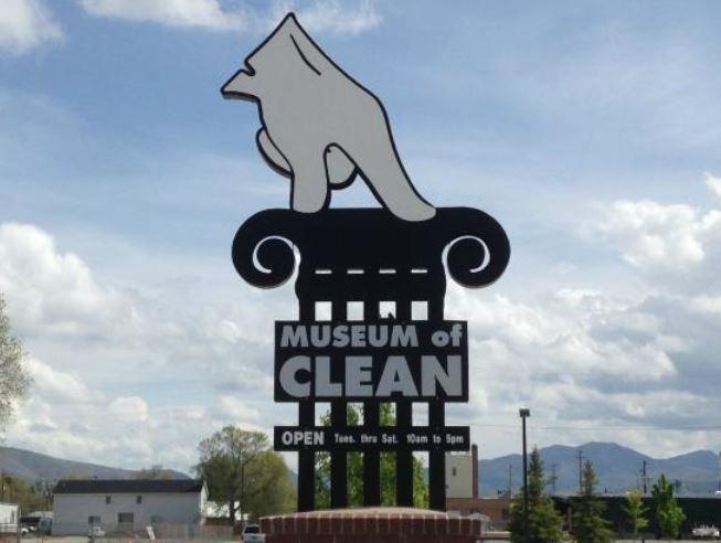 2. Museum of Clean, Pocatello