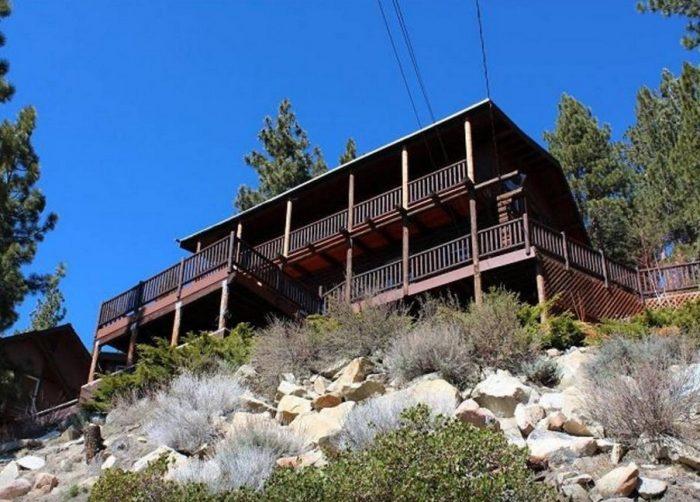 10. Zephyr Heights Cabin - Zephyr Cove-Round Hill Village, NV