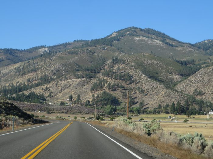 6. Washoe Valley - Population 3,417