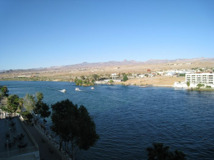 8. Laughlin - Population 6,855