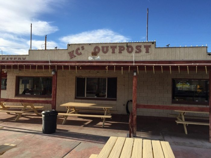 7. KC's Outpost Saloon and Eatery - Beatty, NV