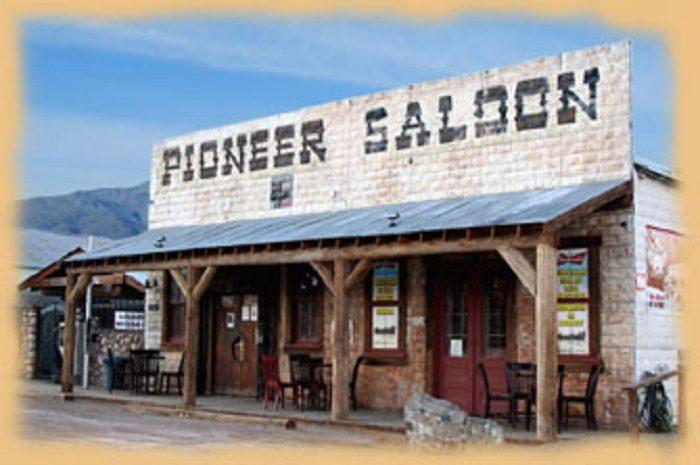 11. Pioneer Saloon