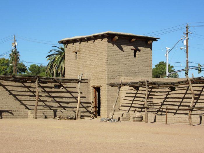 7. Old Las Vegas Mormon Fort