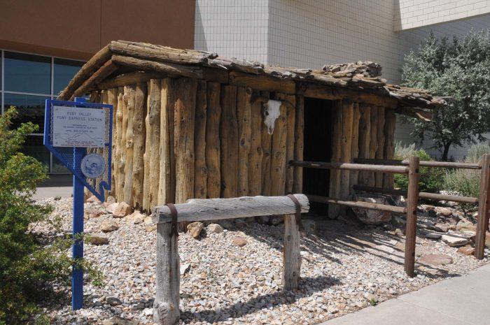 9. Ruby Valley Pony Express Station