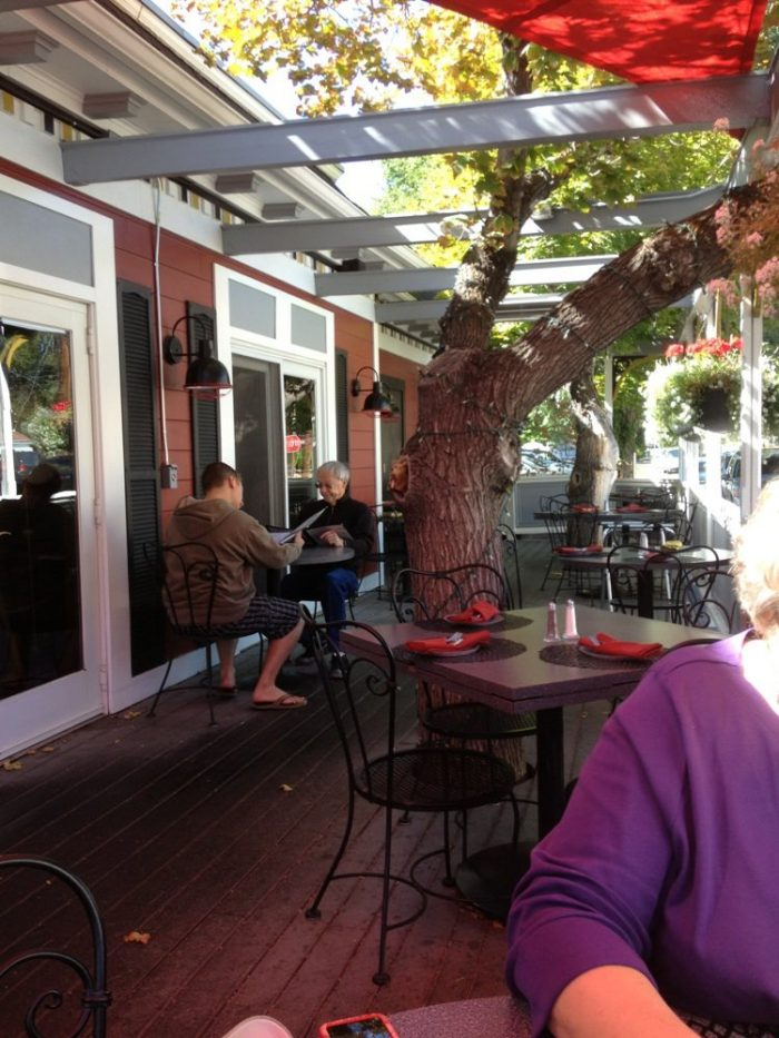 7. Cafe at Adele's - Carson City