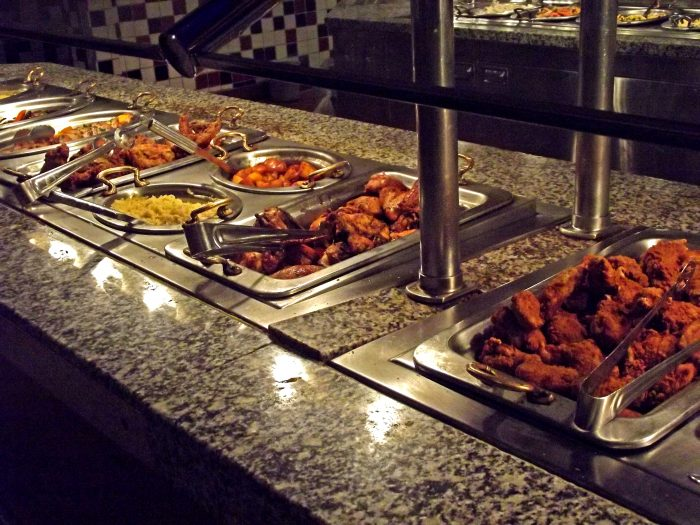 4. Trying out every buffet across the Silver State is on many Nevadans' bucket list.