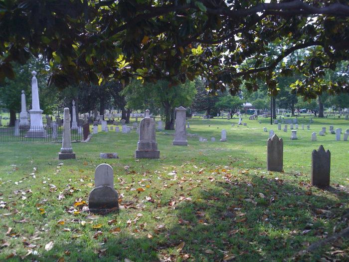 Nashville City Cemetery One